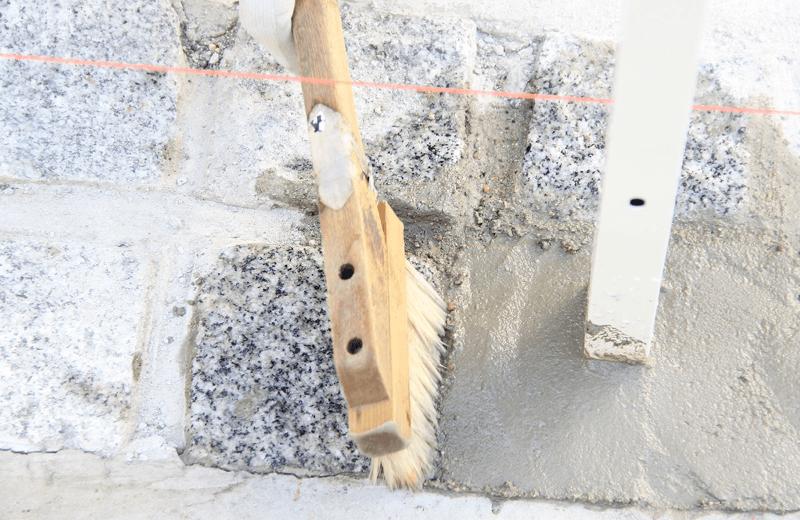 工事の仕上げ方法にも色々なパターンがあります。